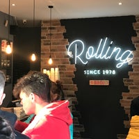 Снимок сделан в The Rolling Donut пользователем Pratik G. 10/17/2017