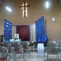 Photo taken at Gereja Toraja Bintaro by Astri S. on 1/6/2013
