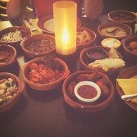 Photo taken at Ritmo Tapas Bar Restaurant by Egem S. on 9/15/2013