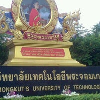 Photo taken at King Mongkut's University of Technology Thonburi (KMUTT) by カナ on 9/29/2012