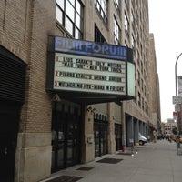 Photo taken at Film Forum by Lauren B. on 10/25/2012