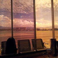 Photo taken at Husein Sastranegara International Airport (BDO) by Carolina S. on 1/26/2013
