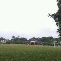 Photo taken at Lapangan Mataram by Faizul Q. on 10/14/2016