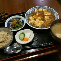 Photo taken at 野菜食堂 みさと屋 by にしむら on 11/30/2015