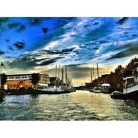 Photo taken at Canal Tours Copenhagen by Maşife K. on 10/4/2012
