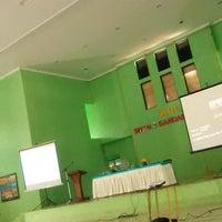 Photo taken at SMA Negeri 2 Bandar Lampung by Dieno S. on 8/29/2015