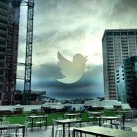 Photo taken at Twitter HQ by Jana T. on 4/7/2013