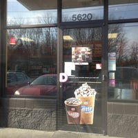 Photo taken at Dunkin Donuts by Malcolm W. on 3/9/2013