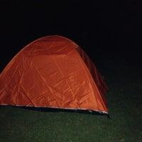 Photo taken at Camping el Toyo by Karen on 12/9/2012