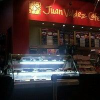 Photo taken at Juan Valdez Café by Benjamin A. on 9/20/2012