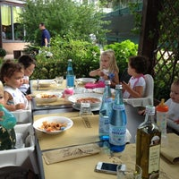 Photo taken at Ristorante Le Querce by Ilaria on 9/8/2013