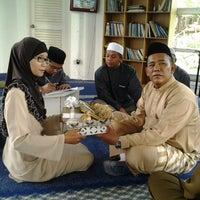 10/20/2012 tarihinde Eizza b.ziyaretçi tarafından Pejabat Agama Islam Daerah Hulu Langat'de çekilen fotoğraf