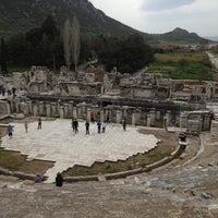 3/14/2013 tarihinde Binnur A.ziyaretçi tarafından Efes'de çekilen fotoğraf