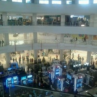 Photo taken at Mall @ Alam Sutera by Dixsy Faturochman P. on 12/30/2012