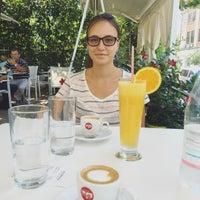 Photo taken at Wintergarten Bistro by Olga on 8/15/2016