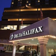 Photo taken at Delta Halifax by Delta Hotels and Resorts® on 11/20/2013