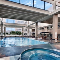 Photo taken at Delta Hotels by Marriott Winnipeg by Delta Hotels and Resorts® on 6/25/2014