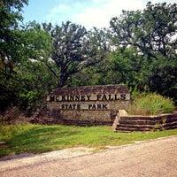 Photo taken at McKinney Falls State Park by Daniel on 5/26/2013