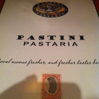 Photo taken at Pastini Pastaria by Emilie M. on 2/23/2013