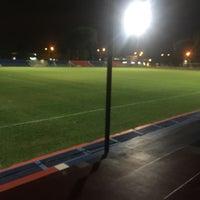 Photo taken at Mini Stadium by Faris H. on 10/16/2016