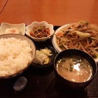 Photo taken at ごはん処 のぐっち by tach1 on 12/12/2013
