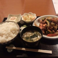 Photo taken at ごはん処 のぐっち by tach1 on 10/28/2013