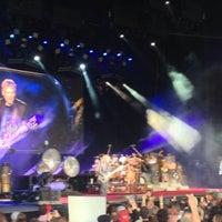 Photo taken at Hollywood Casino Amphitheatre by Dan V. on 6/29/2013