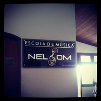 Photo taken at Nel-som Centro Musical by Lucas P. on 8/17/2013