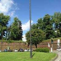 Foto scattata a Le Mura di Lucca da 👿👿👿Jocker il 5/18/2013