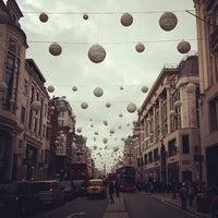 Photo taken at Oxford Street by Jamie K. on 10/18/2013
