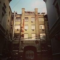 Photo taken at Bolshaya Dmitrovka Street by Vladimir on 1/21/2013