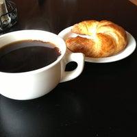 Photo taken at Savory Cafe & Bakery by Deborah on 3/19/2013