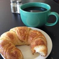 Photo taken at Savory Cafe & Bakery by Deborah on 3/12/2013