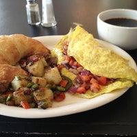 Photo taken at Savory Cafe & Bakery by Deborah on 3/27/2013