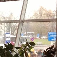 Photo taken at Terminal B Parking by Анюточка on 11/18/2012