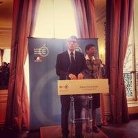 Photo taken at Ministère de l'Éducation Nationale by Margot on 1/28/2013