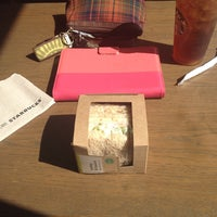Photo taken at Starbucks by Catherine C. on 9/30/2013