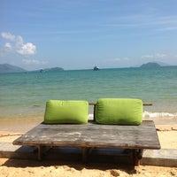 Photo taken at The Blue Sky Resort Koh Payam by premmanus a. on 1/14/2013