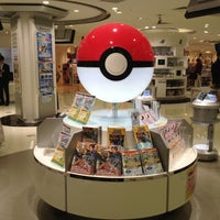Photo taken at Pokémon Center Osaka by Bill on 10/24/2012