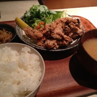 Photo taken at カフェ エニシ by rei n. on 5/14/2013