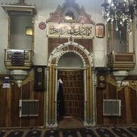 Photo taken at Şah Veli Camii by Cem Taşdoğan on 11/30/2015