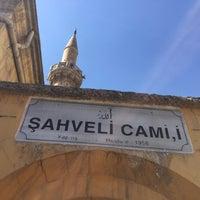 Photo taken at Şah Veli Camii by Cem Taşdoğan on 3/8/2016