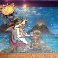 Photo taken at Beach Pizza by Carmen M. on 6/3/2014