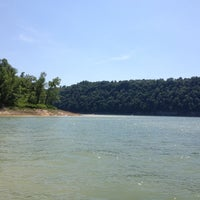 Photo taken at Center Hill Lake by Alexandra on 6/15/2013