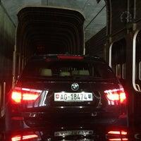 Photo taken at Vereina Tunnel by Mira on 5/18/2013
