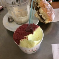 Photo taken at Cantagalli - Gelateria Pasticceria by Levent T. on 8/6/2015