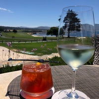 Photo taken at The Tap Room at Pebble Beach by Eddy B. on 7/9/2018