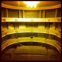 Снимок сделан в Российский академический молодёжный театр (РАМТ) пользователем Марьяна 12/19/2012