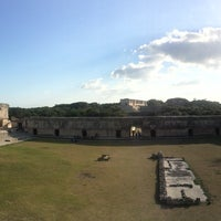 Photo taken at Uxmal by Melissa E. on 3/14/2015