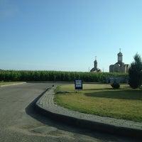 Photo taken at АЗС-7 Белнефтехим by Марек on 7/13/2013
